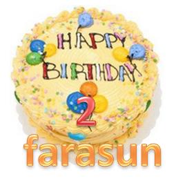 تولدت مبارک فراسان!