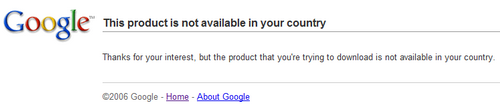google-is-not-availabe-in-your-country