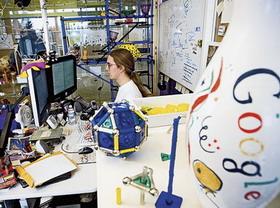 برنامه نویس در گوگل